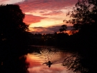 sunset-from-the-garden-with-canoeist